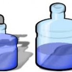 measure 4 gallon water using 3 and 4 gallon jar