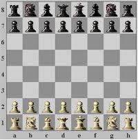 Chess board squares puzzle